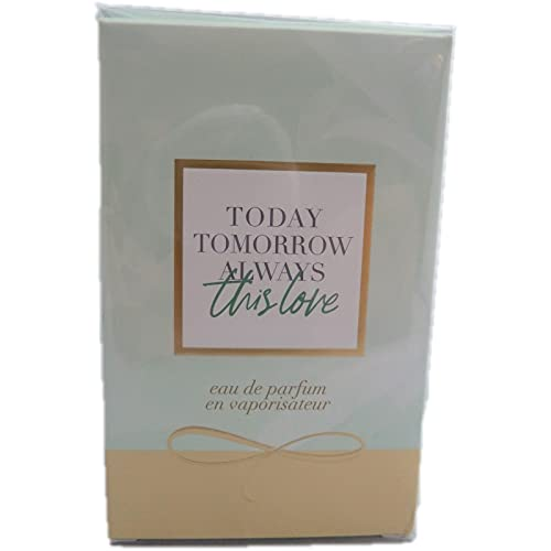 Avon TTA Duftserie neuer Duft This Love Eau de Parfum Spray 50ml für Damen