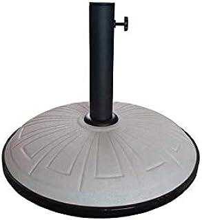Base Portaombrelli Rimovibile Borsa Porta Pesi Portaombrelli Resistente agli Agenti Atmosferici con Grande Apertura Fancylande Base per Ombrellone da Giardino per Patio Esterno