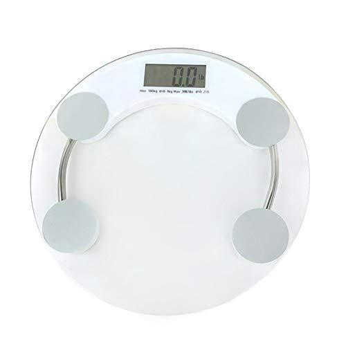 Lcrystal Gewichtsverlust Skala Home Elektronische Maßstab Körper Fettwaage Hohe Präzision Gewicht Maßstab Badezimmer Maßstab Fitness Gewichtsabnahme Überwachung Dame Geschenk