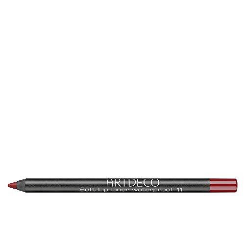 Artdeco Soft Lip Liner Waterproof, Lippenkonturenstift farbe: 11 Rot Iron, 1 Stück (1 x 1,2 gm)