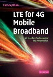 puissant LTE pour le haut débit mobile 4G: technologie et performances sans fil