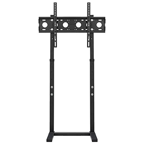 Soporte TV de Pie Universal, Soporte para TV Ajustable en Altura Universal para 32' - 65', VESA 600x400 mm, hasta un máximo de 40 kg