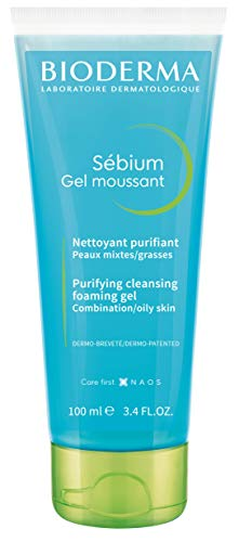 Bioderma Sébium Purifying Foaming Gel