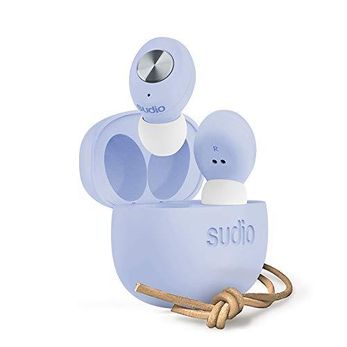 Sudio | Tolv | Auriculares inalámbricos Bluetooth Talla única Azul...