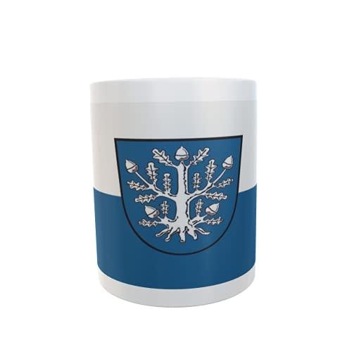 U24 Tasse Kaffeebecher Mug Cup Flagge Offenbach am Main
