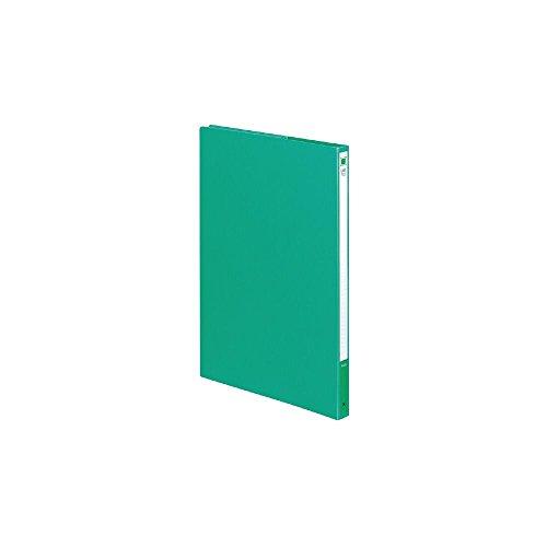 コクヨ ケースファイル 色厚板紙 A4縦 緑 フ-900NG 【まとめ買い10冊セット】