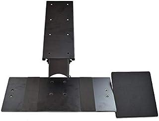 Uncaged Ergonomics (KT1-b) Ergonomic Under-Desk Computer Keyboard Tray w/Negative Tilt. Affordable Adjustable Height & Ang...