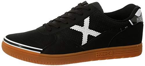 Munich G 3 PROFIT 08, Zapatillas Adulto, Negro, 39 EU