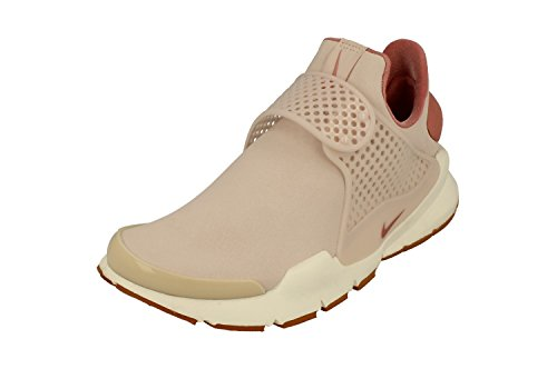 Nike Donne Sock Dart Prm Running 881186 Sneakers Turnschuhe (UK 9.5 US 12 EU 44.5, silt Red Stardust 601)