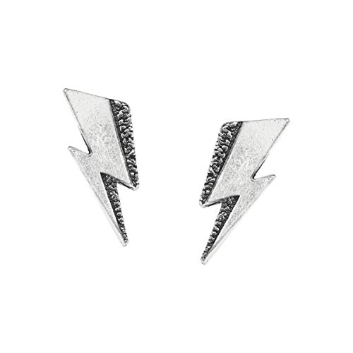 Alchemy Rocks Bowie 'Flash' Par de Pendientes