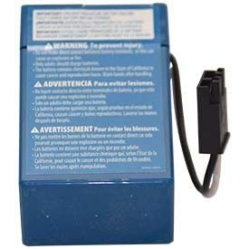 Technical Precision Replacement for Fisher Price Caterpillar Front Loader Jr. Power Wheels Battery