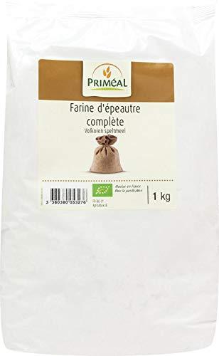 Priméal Farine Complète d'Épeautre France- Bio- 1 kg