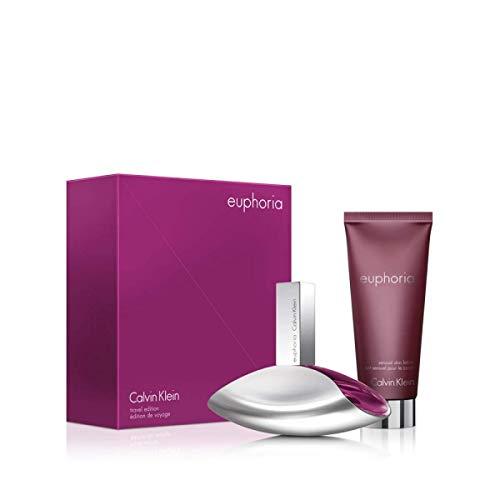 Calvin Klein, Set de Fragancias para Mujeres - 130 ml.