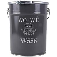 Pintura de látex de pared interior lavable sedoso brillante W556 Blanco - 5L