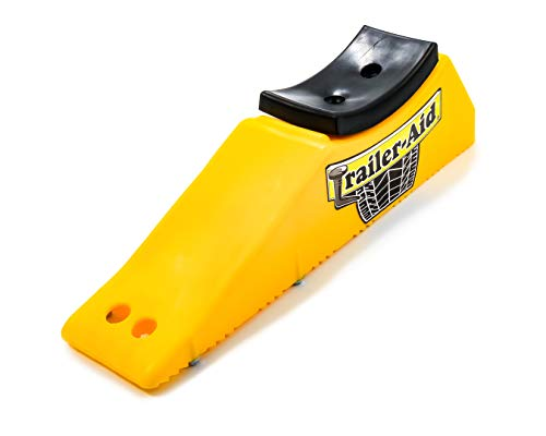 Trailer Aid 'Plus Tandem Tire Changing Ramp - The Fast and Easy Way to Change a Trailer's Flat Tire...
