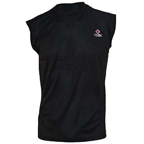 IZAS Sue, T-Shirt pour Homme M Noir