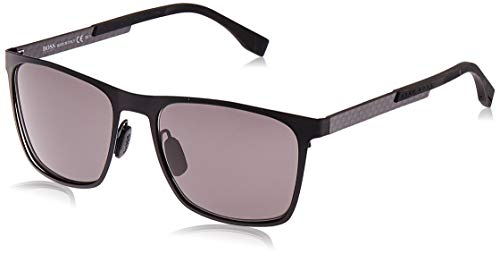 BOSS Hugo 0732/S Y1 Montures de lunettes, Noir (Nero), 57 Homme