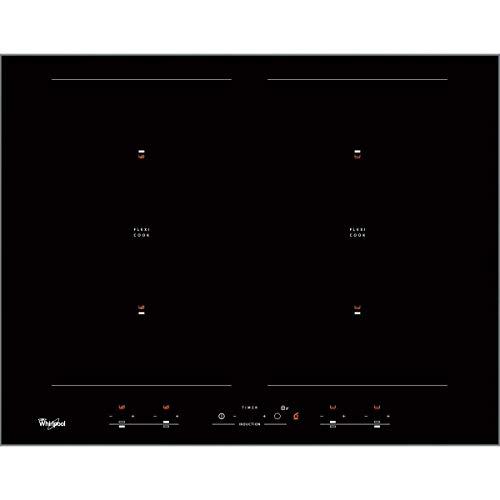 Whirlpool ACM 829/NE piano cottura Nero Incasso A induzione