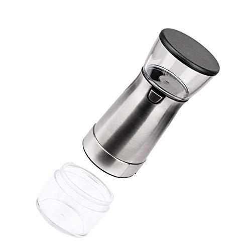 Kleine Elektrische Mühle Kaffeemühle Usb-Lade Keramik Schleifen Core Einstellbare Fünf-Geschwindigkeit Schleifen Geeignet für Kaffee Bohnen Pfeffer