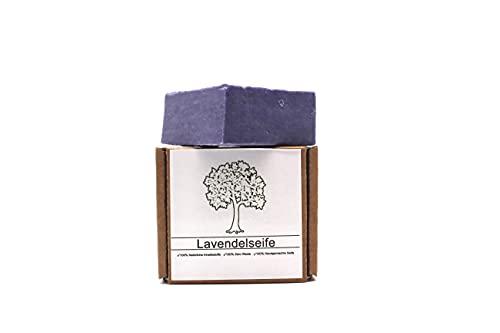 Lavendelseife, Premium, Pflegeseife, Naturseife, Handgemacht, Naturprodukt, Keine Chemikalien, empfohlen bei trockener Haut und Haar, Naturkosmetik