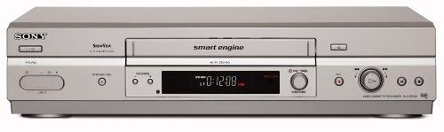 Sony SLV-SE 840 6-Kopf-HiFi-Videorekorder Silber