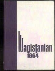 (Reprint) Yearbook: 1964 Southwest High School Wagistanian Yearbook Minneapolis MN