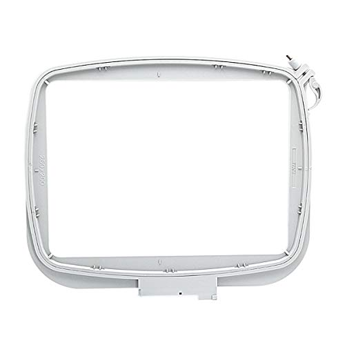 Sew Tech Embroidery Hoop for Husqvarna Viking Designer Diamond Deluxe Royale Ruby Topaz Epic Pfaff Creative Sensation Vision etc, Sewing Embroidery Machine Elite Crown 10x8 inch (260x200 mm) Hoops