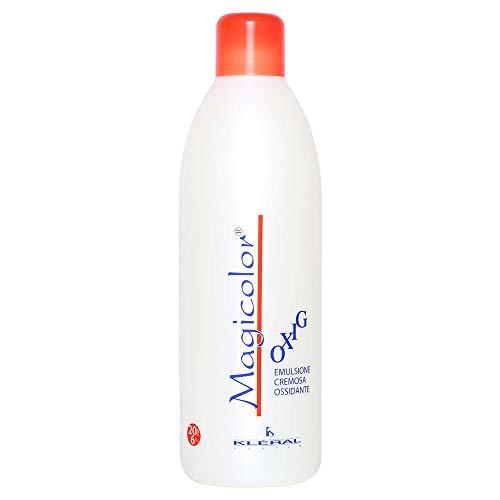 Magicolor color creme Peroxide oxicreme 1000ml 6% (20volumen)