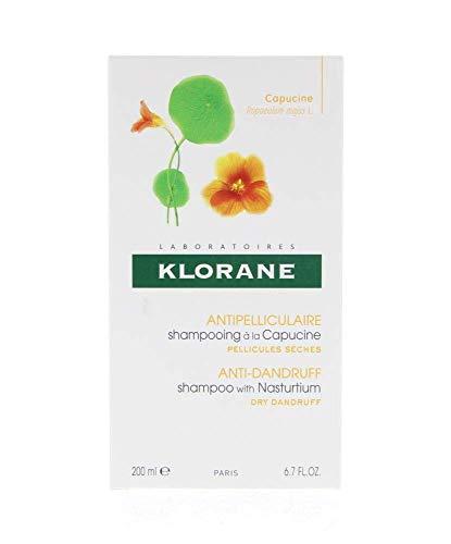 Klorane Champú Anti Caspa con Capuchina - 200 ml