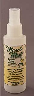 Muscle Mist (100mL=3.3oz) Brand: Country connections