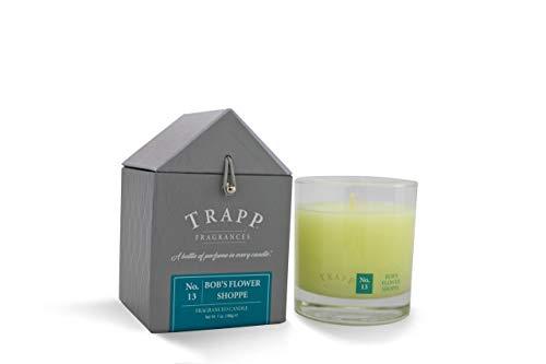 Trapp 7 oz Poured Candle No. 13 Bob's Flower Shoppe