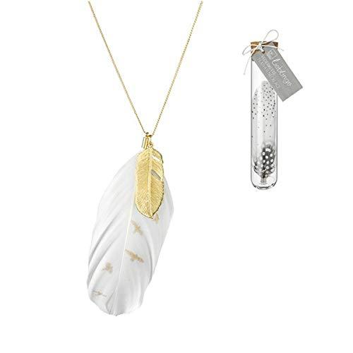 Räder XX LIEBLINGE Federleicht Kette Vögel Gold Länge:85cm