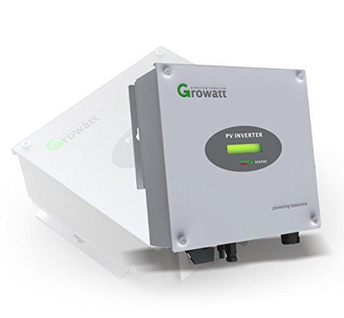 Wechselrichter Growatt 2000S Stringwechselrichter VDE AR N 4105 RS232 2000Watt