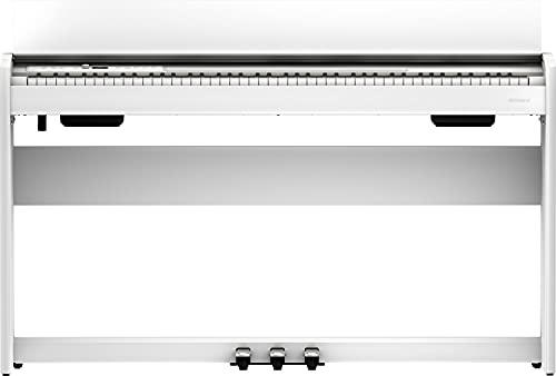 Roland Digital Pianos-Home (F701-WH)