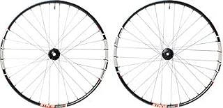 Stan's No Tubes Crest MK3 Wheelset: 24 Alloy 15 x 100mm Front 12 x 142mm