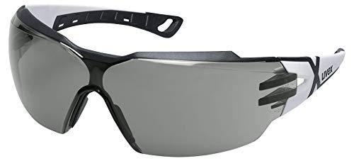 Uvex pheos cx2 Schutzbrille - Supravision Excellence - Grau/Weiß-Schwarz RT