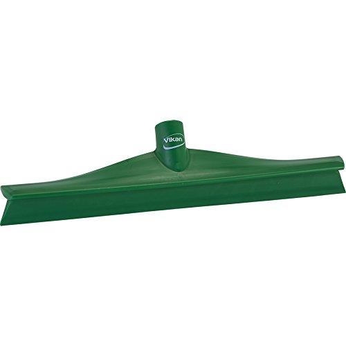 Vikan trekker van rubber, polypropyleen, 1 lemmet, 16 Zoll, groen, 1