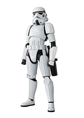BANDAI S.H.Figuarts Stormtrooper Star Wars Episode 4 A New Hope 150mm ABS PVC Figure