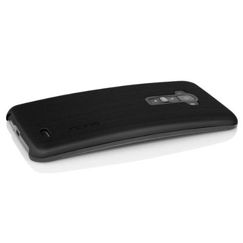 Incipio Feather Shine Case for LG G Flex - Retail Packaging - Black