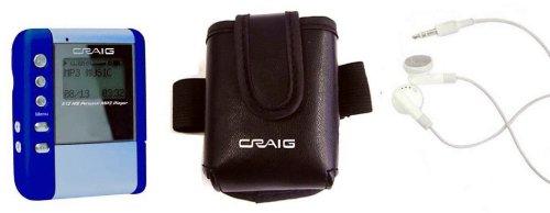 craig electronics mp4 players Craig Electronics CMP1400C/E/P 512MB Digital MP3 Player with SD Slot