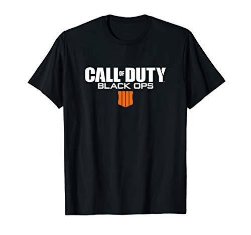 Call of Duty: Black Ops 4 Logo Premium T-Shirt