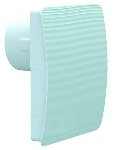 Wand Lüfter Ventilator SIKU 100 AC AS-TH 230V/50 Hz 97m³/h Weiss