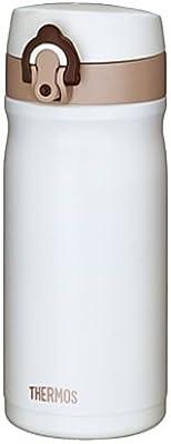 THERMOS 真空断熱ケータイマグ 【ワンタッチオープンタイプ】 0.35L バニラ JMY-350 VAN