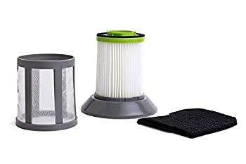 Green Label Brand Replacement Filter 1608602 for Bissell Zing Bagless Canister Cleaners Fits  1664 1665 1669 Series
