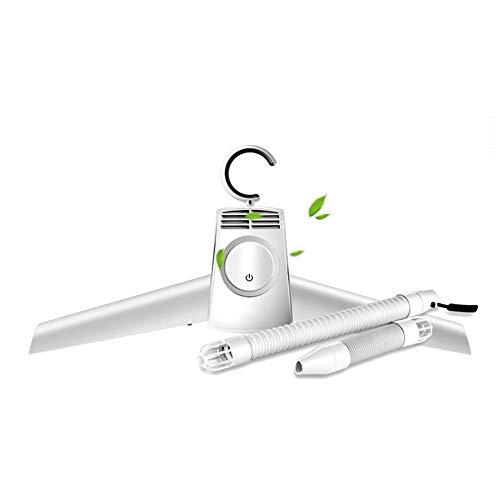 Wash Portátiles Secadora de Ropa, de Secado rápido de Tela suspensión del Juego Secadora, Ropa Plegable eléctrico Zapatos de Secado Perchas Mini portátil Secadora Rack para el Recorrido del hogar