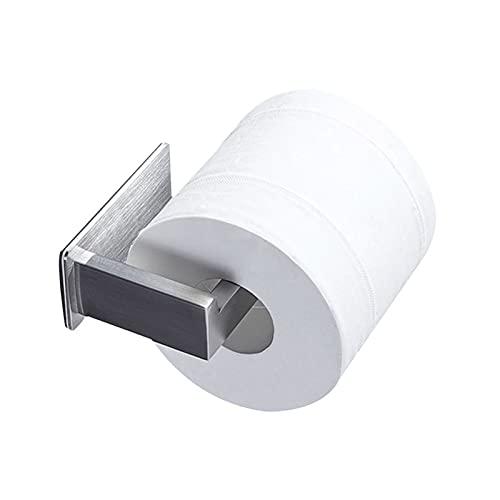 CROWNXZQ toallito de la Toalla Mano, Anillo Sold Hold Adhesivo Barra baño, espesante suspensión Acero Inoxidable, Percha pegajosa, sin perforación, Bastidor montado en Pared Servicio Pesado