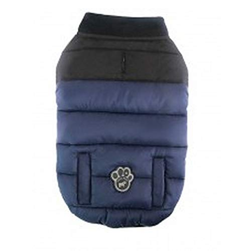Canada Pooch Summit Stretch Vest Hond Jas, Maat 10, Navy, 28, marineblauw
