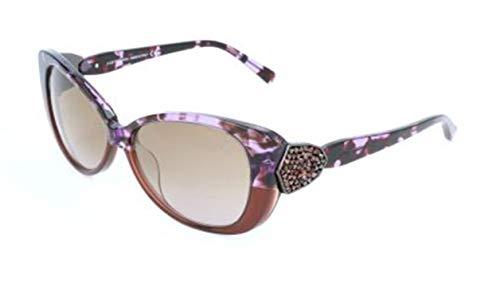 Swarovski Sunglasses Sk9049 83F-58-14-140 Gafas de sol, Multicolor (Mehrfarbig), 58 para Mujer