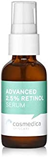 COSMEDICA ADVANCED RETINOL SERUM 2.5% FOR WRINKLES & UNEVEN SKIN TONE