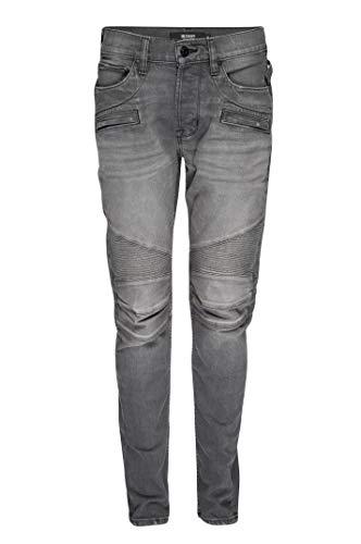 Hudson Jeans Herren The Blinder Biker Jeans, Handel, 58